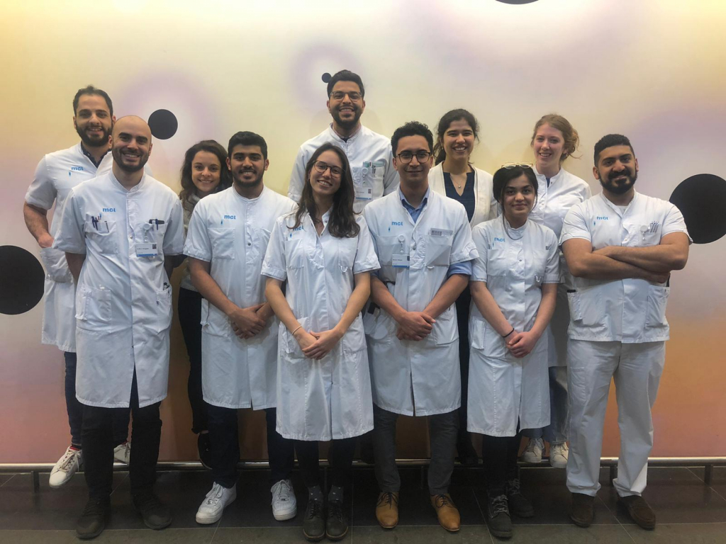 Coassistenten MCL ondersteunen anderstalige patiënten